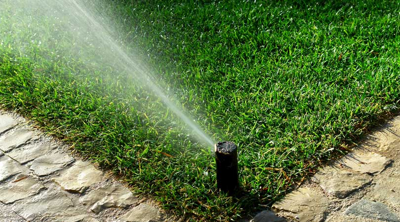 How To Know If A Lawn Sprinkler System