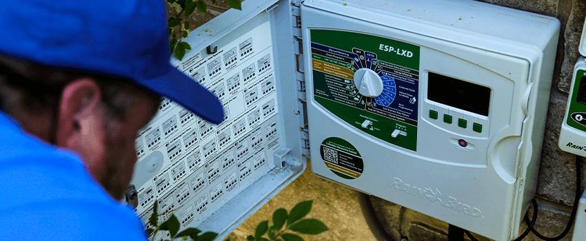 Benefits of smart irrigation