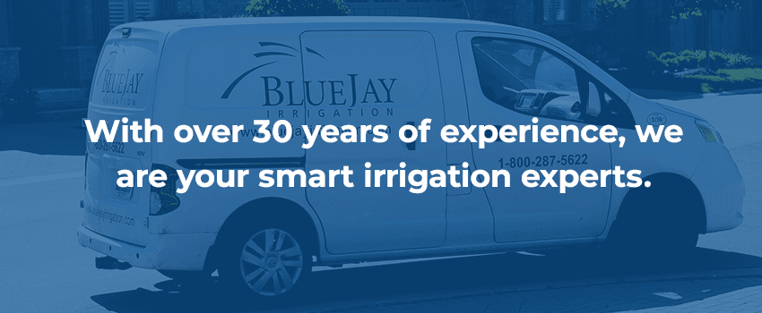 Your smart irrigation experts